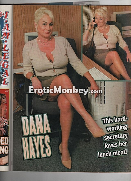 Comments on Dana Hayes